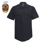 Tactsquad FR815MEN LAPD Regulation Short Sleeve Shirt - Men's