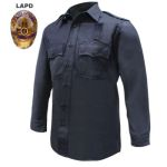 Tactsquad FRW805 LAPD Regulation Long Sleeve Shirt - Women's
