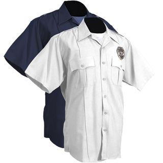 Tactsquad FW812 Short Sleeve Polyester Police Shirt - Women's