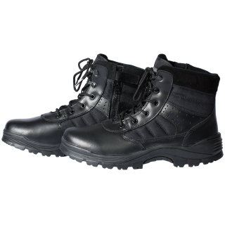 """Tactsquad S300 6"""" Sentry Side-Zip Boots"""