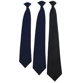 Tactsquad TIE Clip-on Ties