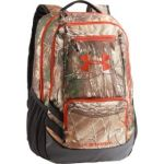 Under Armor 1247302 UA Camo Hustle Backpack