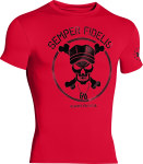 Under Armour 1257509 Semper Fi Comp Short Sleeve