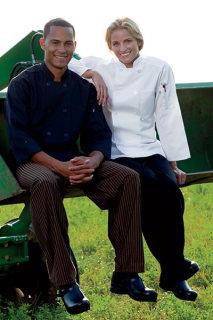 Uncommon Theards 0410 3/4-Sleeve Chef Coat