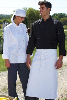 Uncommon Theards 0413 Classic Poplin Chef Coat