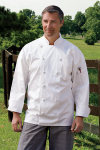 Uncommon Threads 0425C EXECUTIVE CHEF COAT