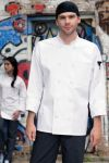 Uncommon Theards 0496 LaPaz Long Sleeve Chef Coat