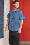Uncommon Threads 0920C Utility Shirt 5 Button