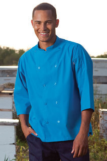 Uncommon Theards 0975 Epic 3/4 Sleeve Chef Shirt