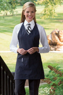 Uncommon Threads 3041 Formal V-Neck Apron