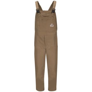Bulwark® BLN6 Brown Duck Insulated Bib Overall