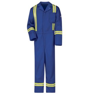 Bulwark® CECT Classic Coverall with Reflective Trim - EXCEL FR