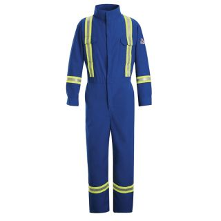 2.5 CNBT Premium Coverall with Reflective Trim - Nomex  IIIA