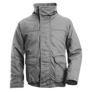 Bulwark® JLR8 Insulated Bomber Jacket - EXCEL FR  ComforTouch