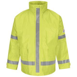 Bulwark® JXN6 Hi-Visibility Breathable Rainwear