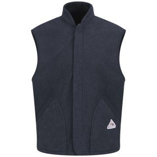 Bulwark® LMS6 Fleece Vest Jacket Liner - Modacrylic blend