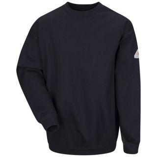 2 SEC2 Pullover Crewneck Sweatshirt - Cotton/Spandex Blend