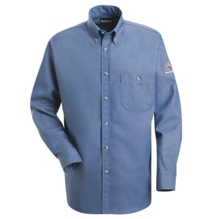 1.443 SEG2 Denim Dress Shirt - EXCEL FR  - 7 oz.