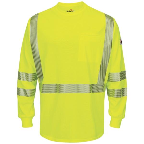 Bulwark® SMK6 Hi-Visibility Lightweight T-Shirt