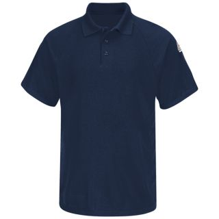 Bulwark® SMP8 Classic Short Sleeve Polo - CoolTouch 2