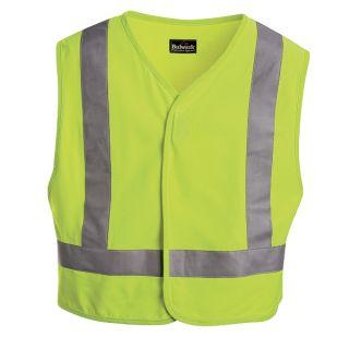 Bulwark® VMV4 Hi-Visibility Flame-Resistant Safety Vest