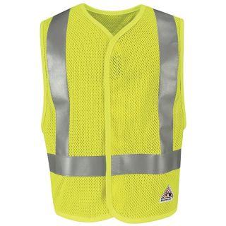 0.811 VMV8 Hi-Visibility Flame-Resistant Mesh Safety Vest