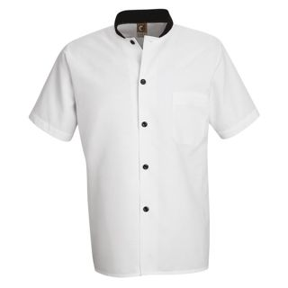 0.706 SP04 Black Trim Cook Shirt
