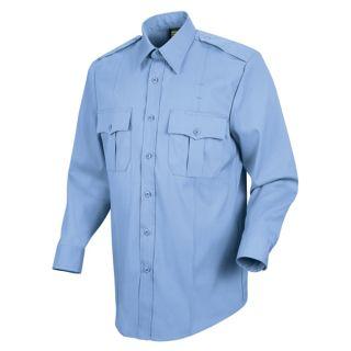 Horace Small® HS1114 New Dimension  Stretch Poplin Long Sleeve Shirt