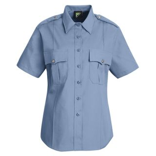 Horace Small® HS1268 New Dimension  Stretch Poplin Short Sleeve Shirt