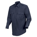 1.1 HS1714 100% Cotton Button-Front Shirt