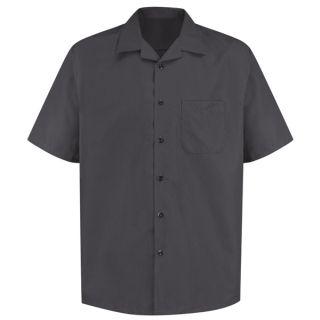0.6 1K00 Microfiber Convertible Collar Shirt