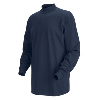 1.073 8301 Long Sleeve Mock Turtleneck