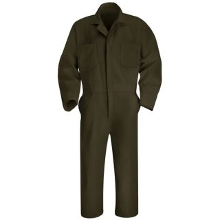 Red Kap® CT10 Twill Action Back Coverall