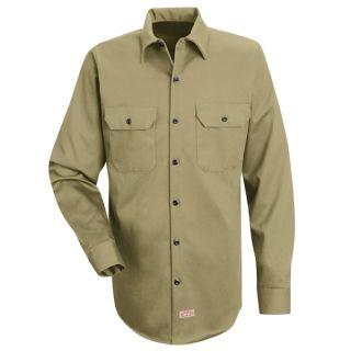 1.338 SC70 Mens Deluxe Heavyweight Cotton Shirt