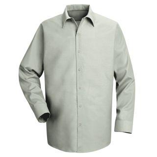 0.678 SP16 Mens Specialized Pocketless Work Shirt