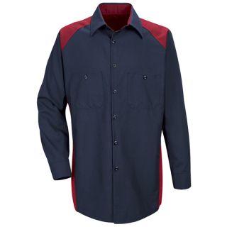 Red Kap® SP18 Motorsports Shirt