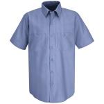 Red Kap® SP24_Durastripe Mens Durastripe  Work Shirt