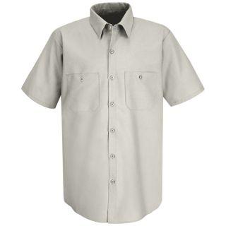 Red Kap® SP24 Mens Industrial Work Shirt