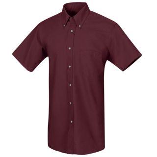 Red Kap® SP80 Mens Poplin Dress Shirt