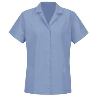 Red Kap® TP27 Women's Smock Loose Fit Short Sleeve
