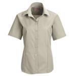 RedKap SE43, Women's Work NMotion Blouse - Short Sleeve