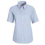 RedKap SS47, Women's Easy Care Dress Shirt - Short Sleeve