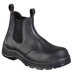 """Thorogood Shoes 804-6034 6"""" Quick Release Station Boot Composite Safety Toe"""