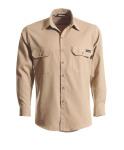 Workrite 258UT70 7 oz UltraSoft Long Sleeve Dress Shirt