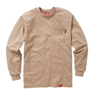 Workrite 279UK65 6.5 oz. UltraSoft Knit Knit T-Shirt