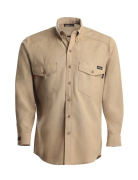 Workrite 290NX60 6 oz Nomex IIIA Long Sleeve Utility Shirt