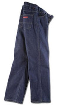 Workrite 488AC14 14 oz. Amtex Cotton Five-Pocket Jean