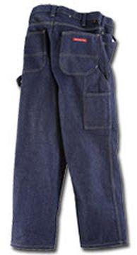 Workrite 498AC14 14 oz. Amtex Cotton Carpenter Jean