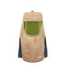 Workrite 675PO14 14 oz Protera Hood with Face Shield