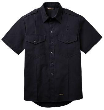 Workrite 701NX45 4.5 oz. Nomex IIIA Fire Chief Shirts Short Sleeve